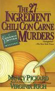The 27-Ingredient Chili Con Carne Murders: A Eugenia Potter Mystery