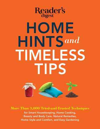 Home Hints and Timeless Tips