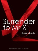 Surrender to Mr. X