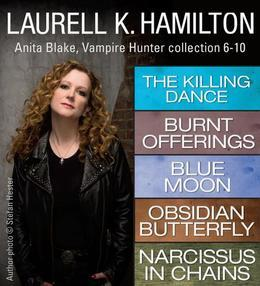 Laurell K. Hamiltona??s Anita Blake, Vampire Hunter collection 6-10
