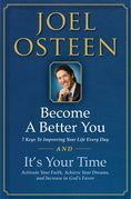 It's Your Time and Become a Better You Boxed Set: Become a Better You and It's Your Time