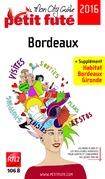 Bordeaux 2016 Petit Futé (avec photos et avis des lecteurs)