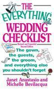 The Everything Wedding Checklist
