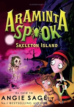 Araminta Spook: Skeleton Island