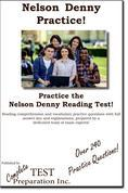Nelson Denny Practice! : Nelson Denny Practice Test Questions