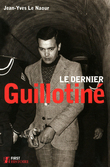 Le dernier Guillotin