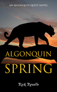 Algonquin Spring: An Algonquin Quest Novel