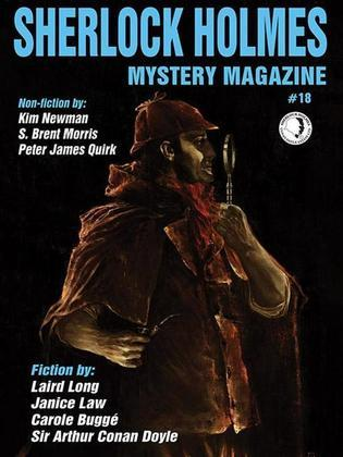 Sherlock Holmes Mystery Magazine #18