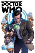 Doctor Who: The Eleventh Doctor Archives #22
