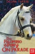 Palomino Pony On Parade