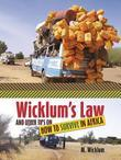 Wicklum's Law and other tips on how to survive in Africa