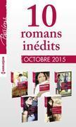 10 romans inédits Passions (nº560 à 564-octobre 2015)