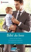 Bébé du boss: L'enfant de Théo Diakos - Un bouleversant malentendu - Une famille pour un play-boy
