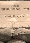 Reise zur deutschen Front