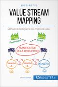 Le Value Stream Mapping, outil roi du Lean