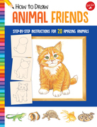 Pets: Step-by-step instructions for 23 favorite animals