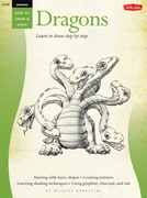 Drawing: Dragons: Learn to Draw Step by Step