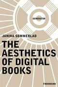 The Aesthetics of Digital Books