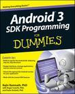 Android 3 SDK Programming For Dummies