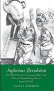 Inglorious Revolution: Political Institutions, Sovereign Debt, and Financial Underdevelopment in Imperial Brazil
