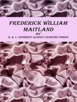 Frederick William Maitland