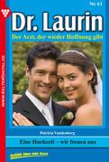 Dr. Laurin 61 - Arztroman