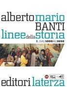 Linee della storia. vol. 1 Dal 1000 al 1650