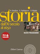 Storia. vol. 1 Dall'XI secolo al 1650