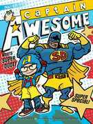 Captain Awesome Meets Super Dude!