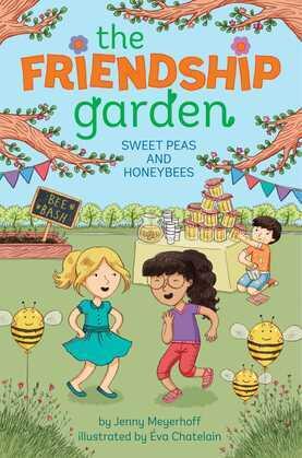 Sweet Peas and Honeybees
