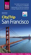 Reise Know-How CityTrip San Francisco: Reiseführer mit Faltplan