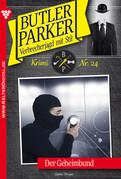 Butler Parker 24 - Kriminalroman