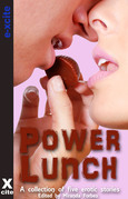 Power Lunch: A collection of five erotic stories