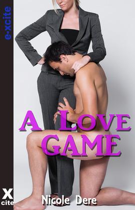 A Love Game: An erotic novel
