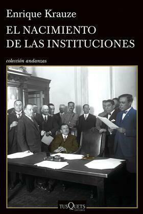 El nacimiento de las instituciones