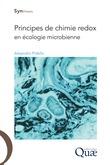 Principes de chimie redox en écologie microbienne