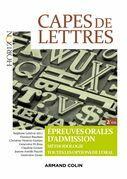 CAPES de lettres: Epreuves orales d'admission