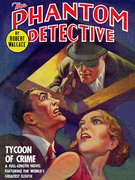 The Phantom Detective: Tycoon of Crime: Tycoon of Crime