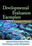 Developmental Evaluation Exemplars: Principles in Practice