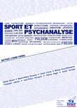 Sport et Psychanalyse. Actes (1988-1990)