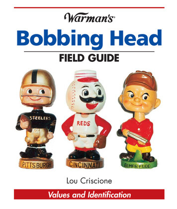 Warman's Bobbing Head Field Guide