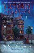 Murder on St. Nicholas Avenue: Gaslight Mystery