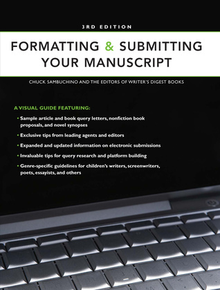 Formatting &amp; Submitting Your Manuscript