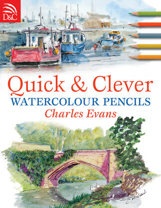 Quick & Clever Watercolor Pencils