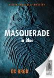 Masquerade in Blue