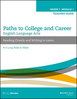 English Language Arts, Grade 7 Module 1 Teacher Guide