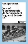 Journal d'un bourgeois de Paris pendant la guerre de 1914 - 10