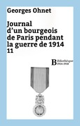 Journal d'un bourgeois de Paris pendant la guerre de 1914 - 11