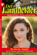 Der Landdoktor 21 - Heimatroman