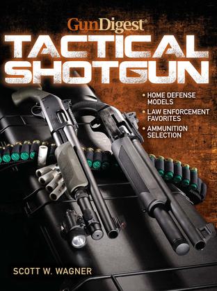 Gun Digest Book of The Tactical Shotgun
